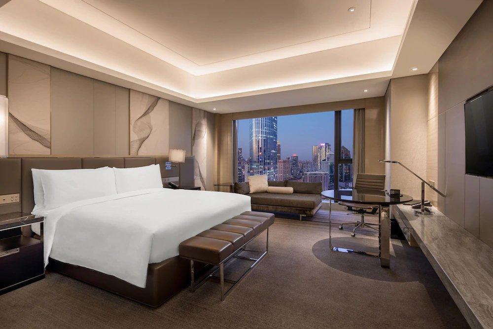 Jw Marriott Hotel Chengdu Image 36