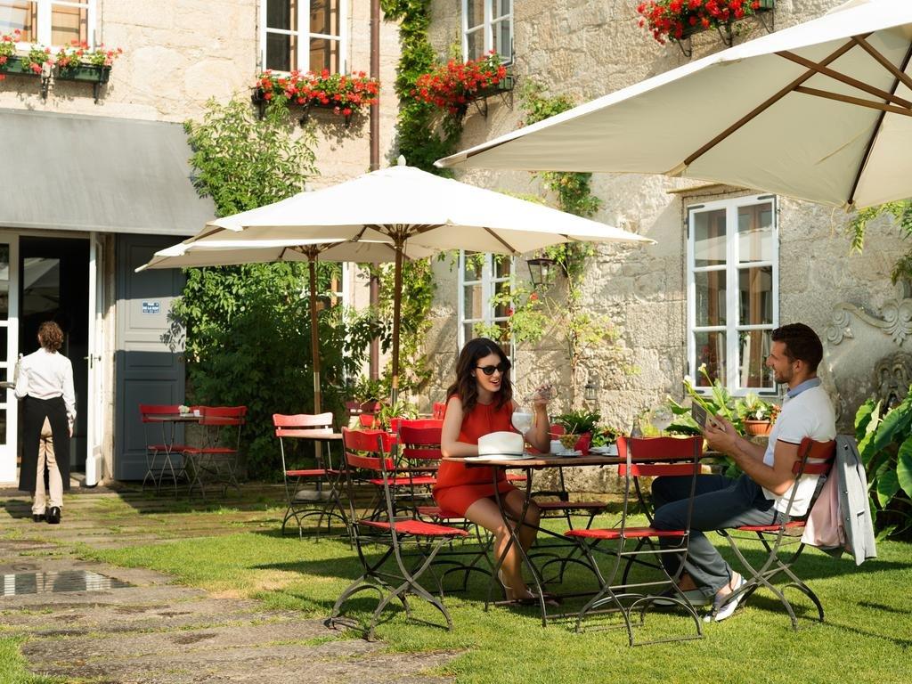 Hotel Spa Relais & Chateaux A Quinta Da Auga, Santiago De Compostela Image 47