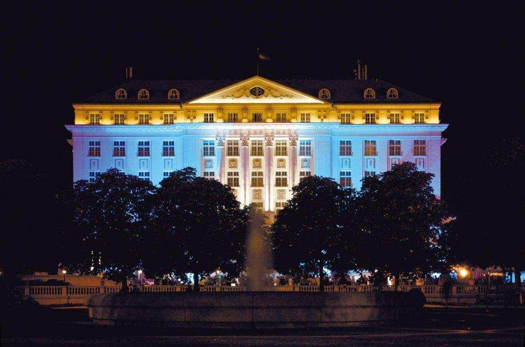 Esplanade Zagreb Hotel Image 8