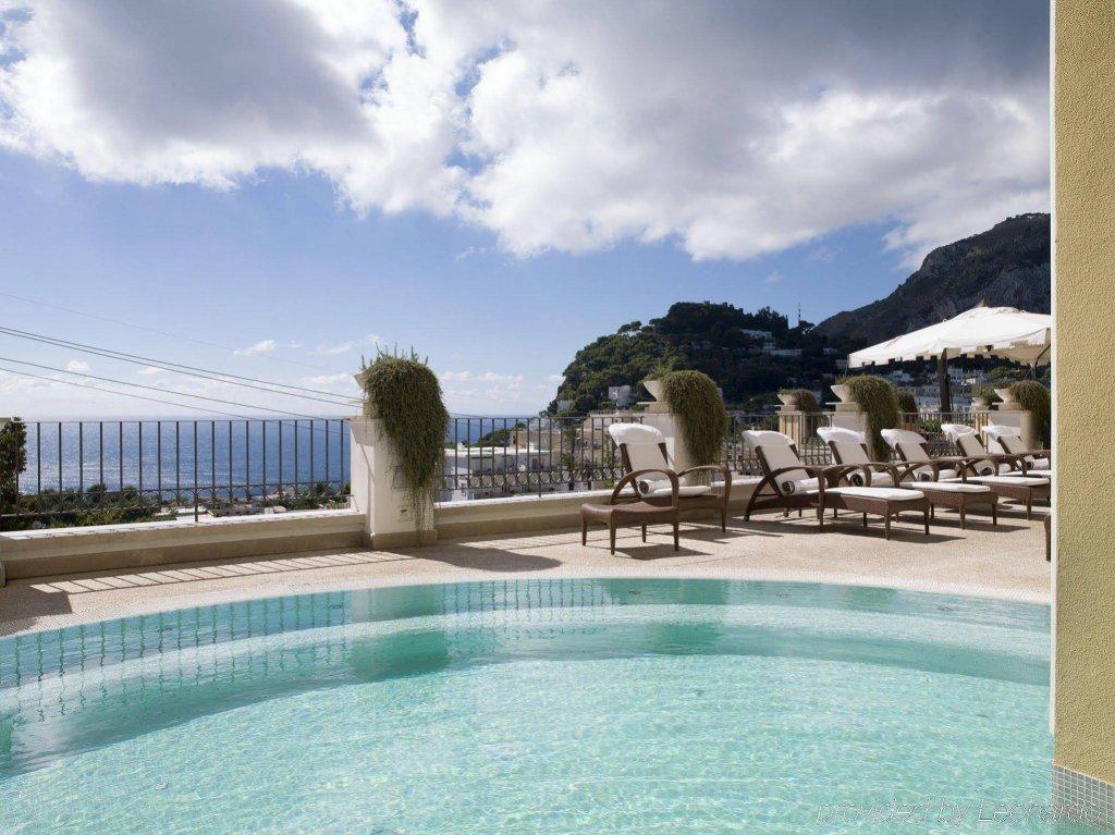 Capri Tiberio Palace, Capri Image 2