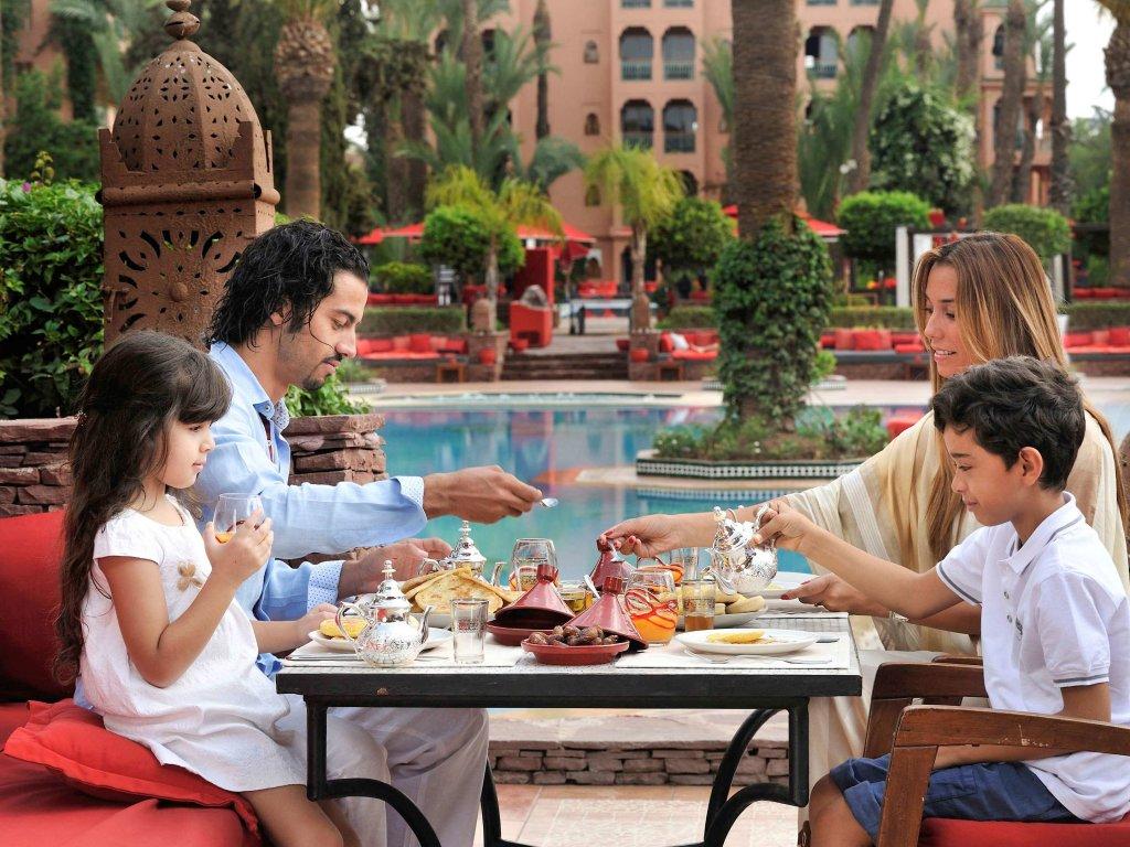 Sofitel Marrakech Lounge And Spa, Marrakech Image 19