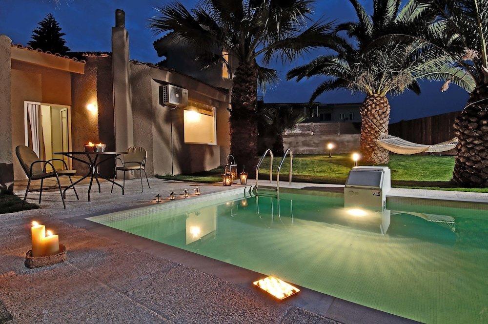 Paradise Island Villas And Hotel, Hersonissos, Crete Image 11