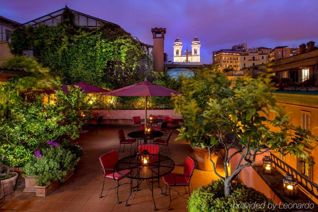 The Inn At The Spanish Steps, Rome Image 3
