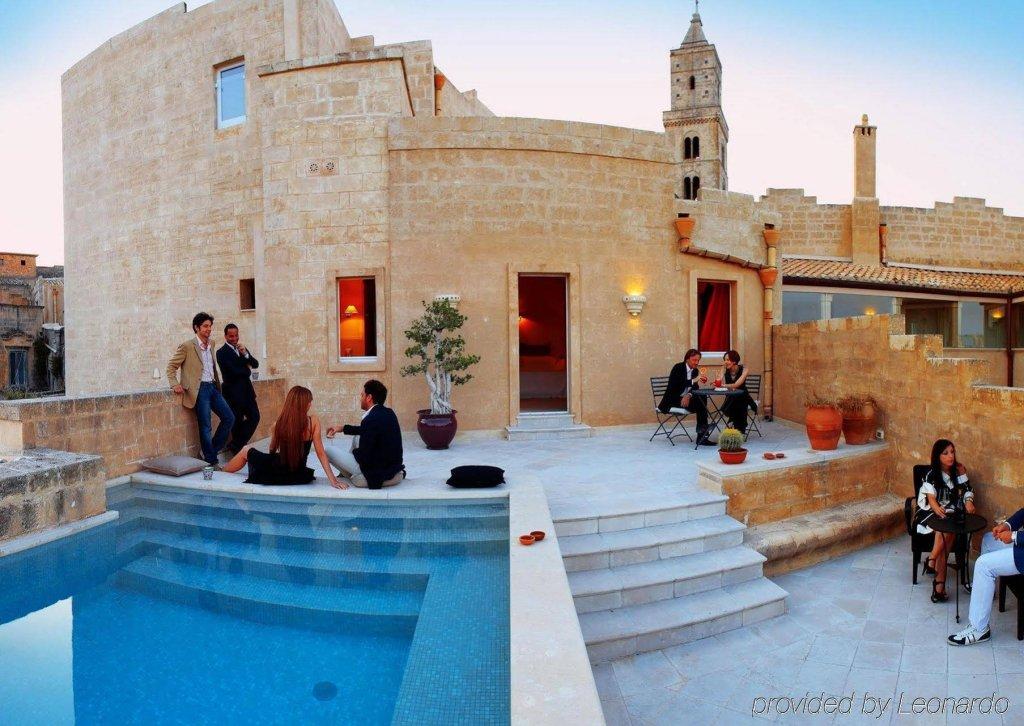 Palazzo Gattini Luxury Hotel, Matera Image 1
