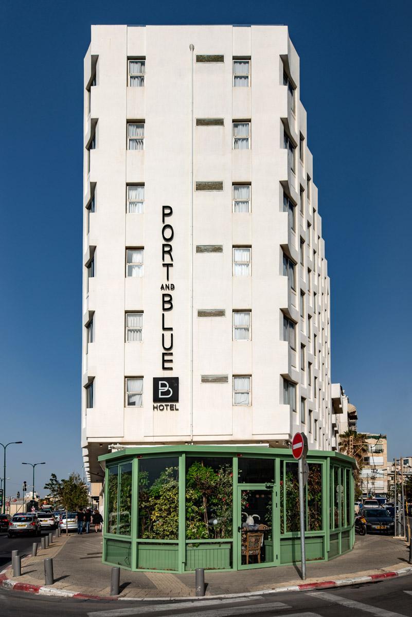 Port And Blue Tlv Boutique Suites, Tel Aviv Image 16