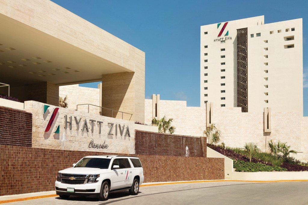 Turquoize At Hyatt Ziva Cancun  Image 41