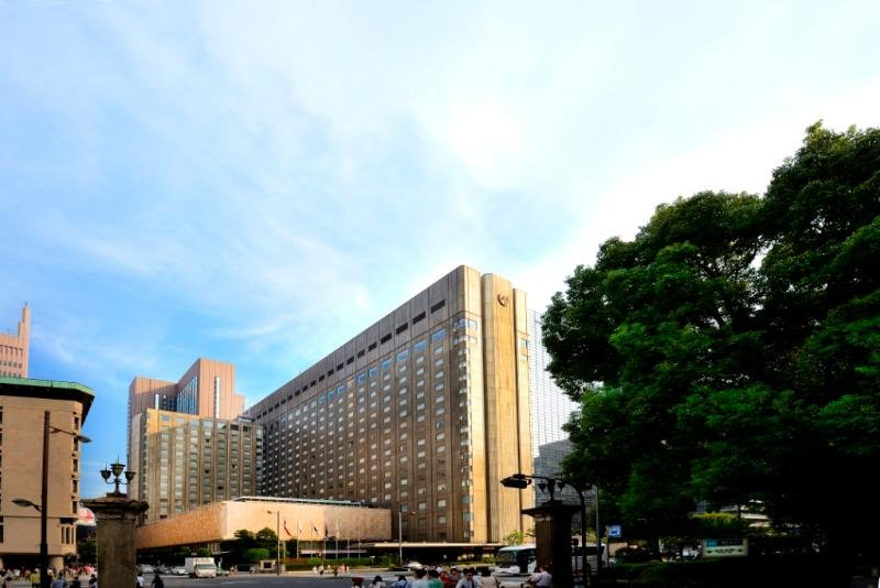 Imperial Hotel, Tokyo Image 22