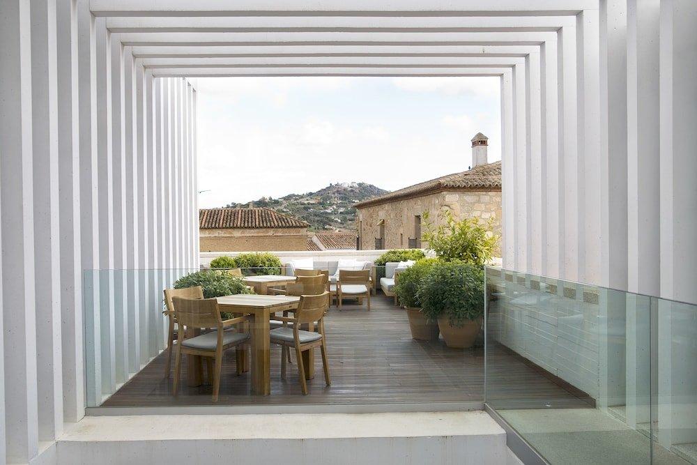 Atrio Restaurante Hotel, Caceres Image 1