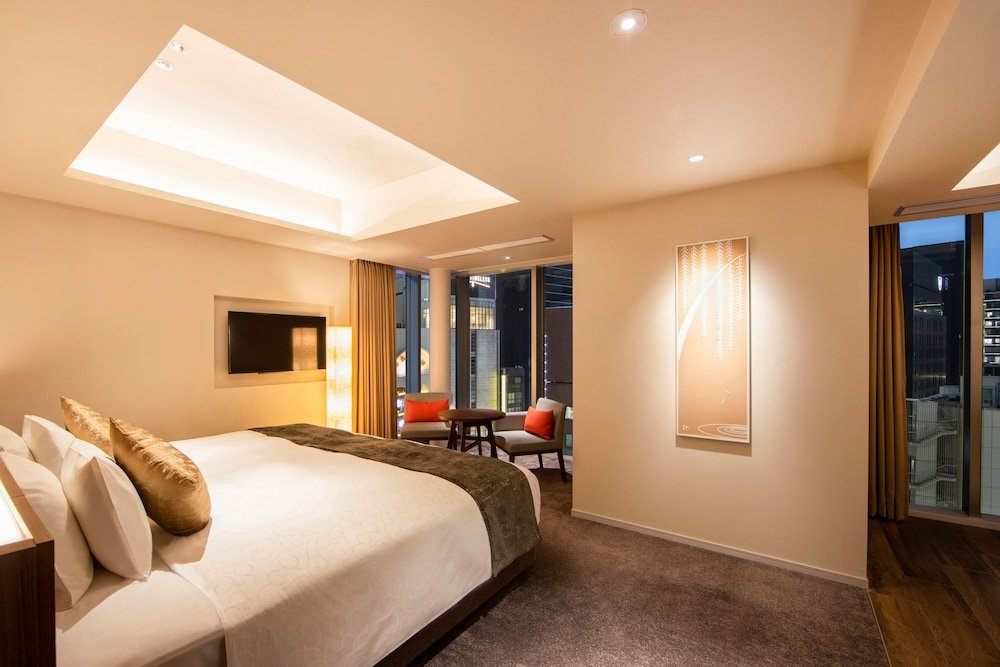 Karaksa Hotel Premier Tokyo Ginza Image 0