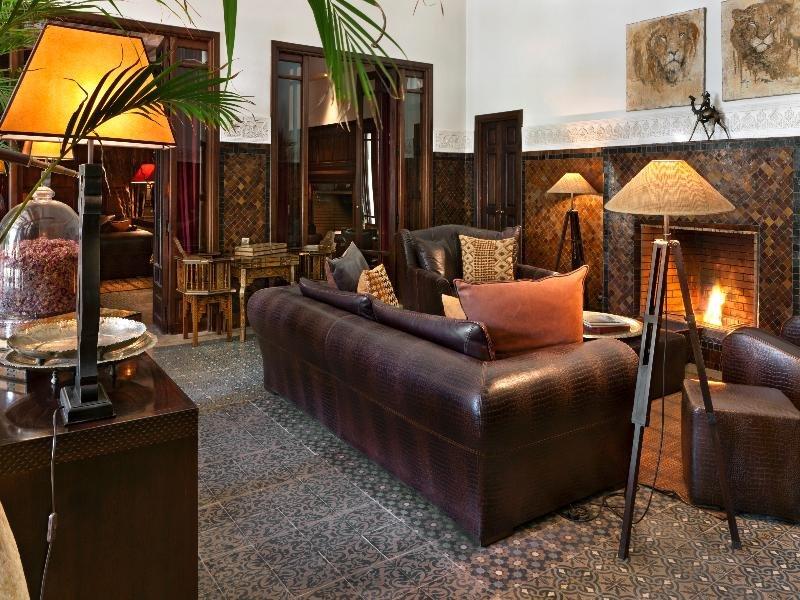 La Villa Des Orangers - Relais & Chateaux, Marrakech Image 3