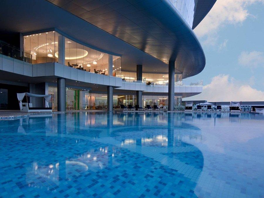 Jumeirah At Etihad Towers Hotel, Abu Dhabi Image 9