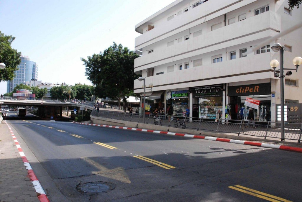 The White House Hotel At Dizengoff Square, Tel Aviv Image 36