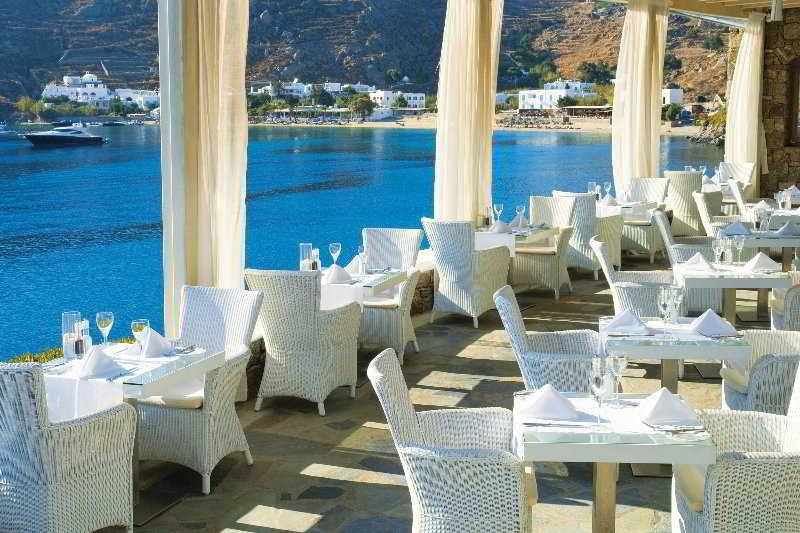 Petasos Beach Resort & Spa, Plati Yialos Beach, Mykonos Image 5
