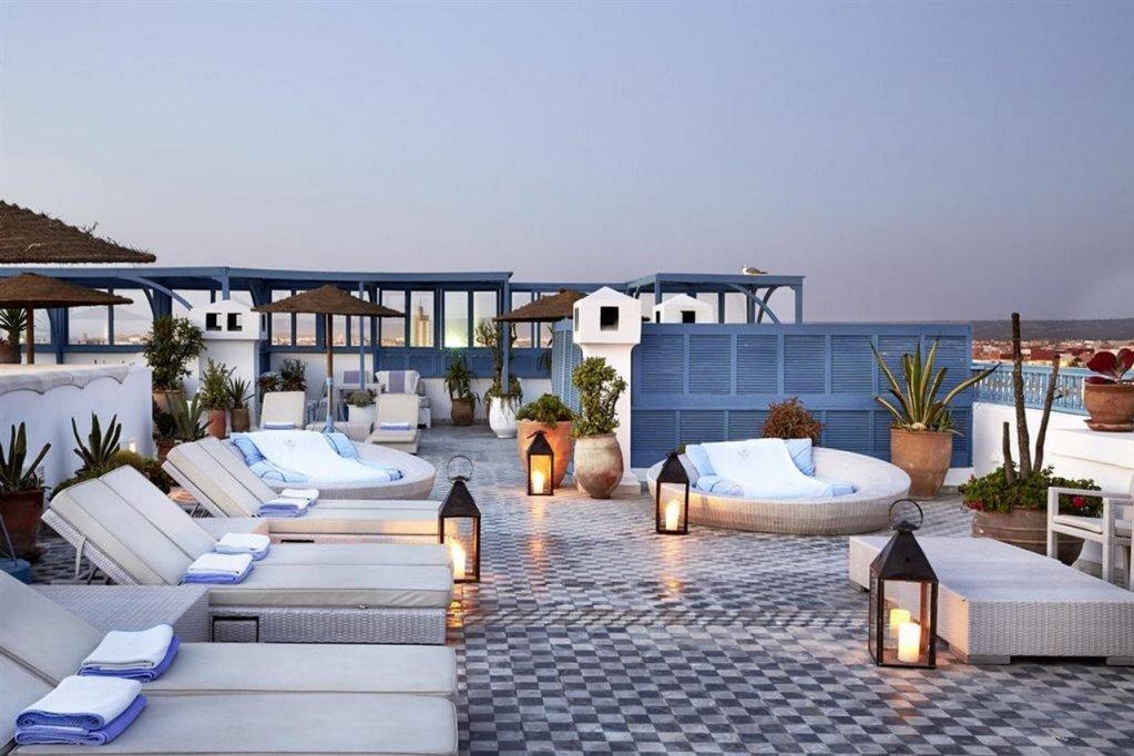 Heure Bleue Palais, Essaouira Image 23