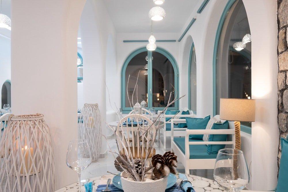 Anastasia Princess Luxury Residence & Suites, Perissa, Santorini Image 10