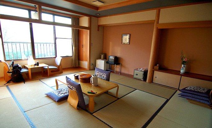 Enokiya Ryokan, Yufu Image 1
